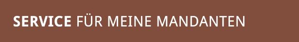 Startseite: Navigationsbild - Services